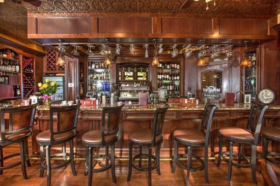 ذا برانسون هوتل: Backstage Cafe and Wine Bar located in Hotel