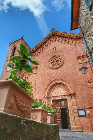 Montegabbione, Italien: Chiesa di Maria SS. Assunta in Cielo