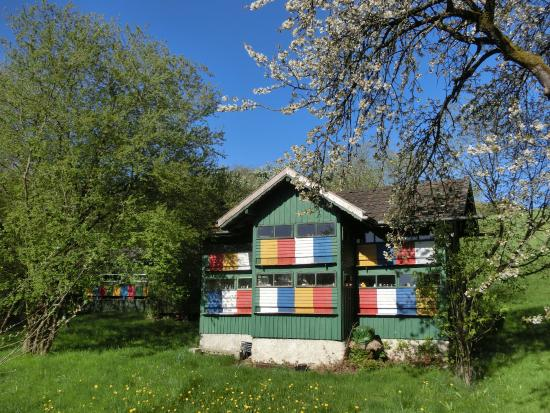 Pension Rottaler Bienenhof