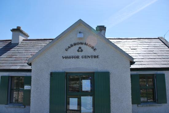 Carrowmore Megalithic Cemetery: Visitor Building