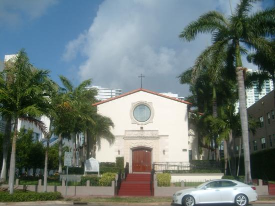 St Francis De Sales Catholic Church Miami Beach Fl
