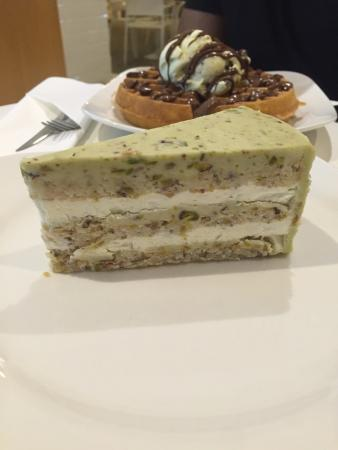 Patisserie Amelie: Amazing desserts