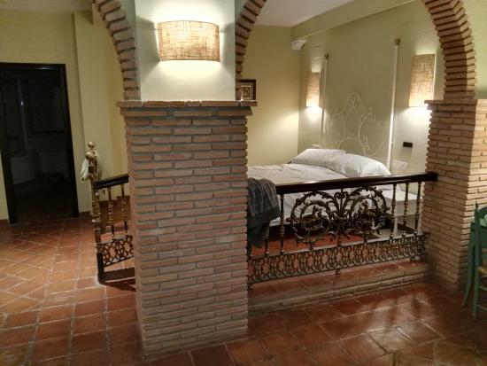 Hotel Balneario Cervantes: Suite