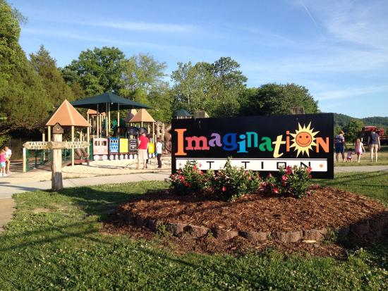 Imagination Station and Pavilion