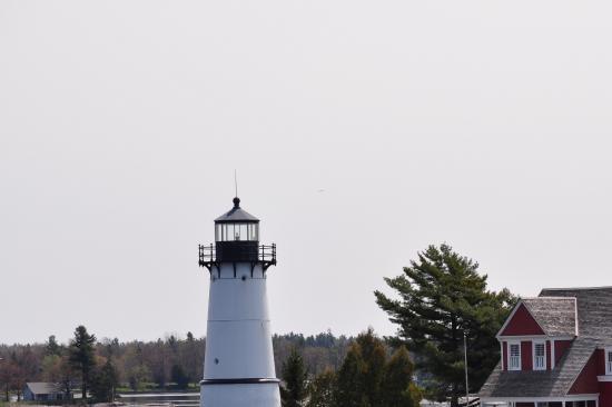 กันนานอก, แคนาดา: Rock Island Lighthouse