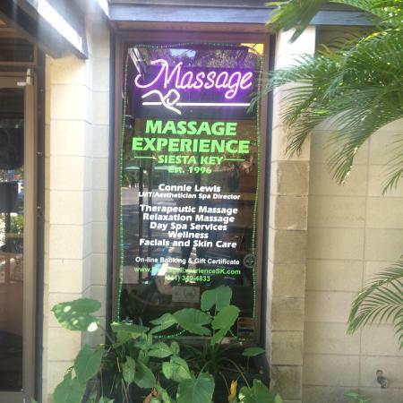 Foto de Massage Experience Siesta Key