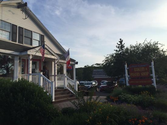 Port Jefferson, NY: Quaint bakery