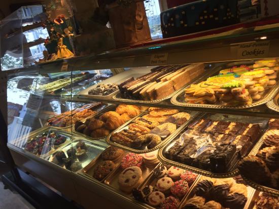 Port Jefferson, estado de Nueva York: Cookies, cakes and pastries