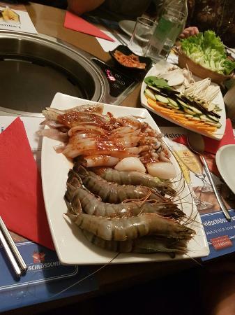 Barbecue Coréen Au Gourmand in Lausanne Menu