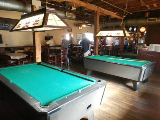 pool tables - picture of tapwerks ale house & cafe, oklahoma city