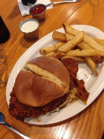 Dadeville, AL: Had a really great experience at the Copper Grill today !