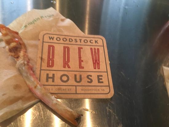 Woodstock, Wirginia: The foods eat up real nice