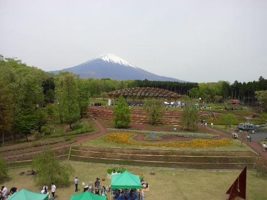 Fujisan Juku no Mori