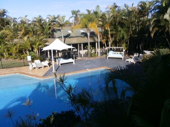 Quality Hotel Ballina Beach Resort The Pool And Gardens