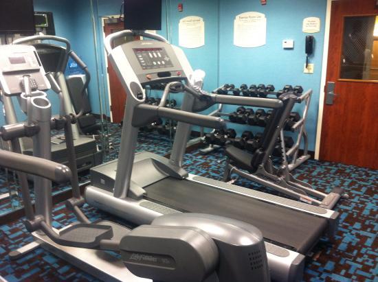 Medford, estado de Nueva York: Gym