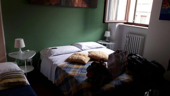 В буфетной, выход на террасу - Picture of B&B Casanova, Verona ...