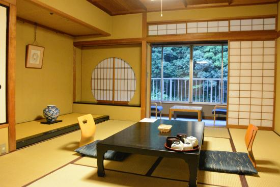 Traditional japanese room picture of hakone yumoto hotel for Design hotel japan