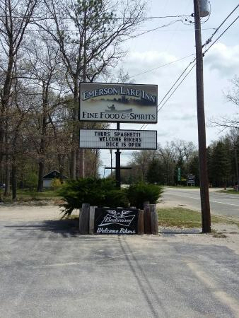 Walhalla, MI: Emerson Lake Inn