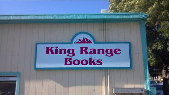 King Range Bookstore: North side view