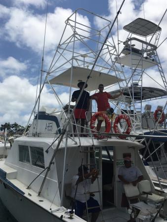 Mahi Mahi Fishing Charters Aruba