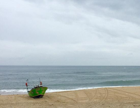 Praia dos Pescadores (Praia Velha)