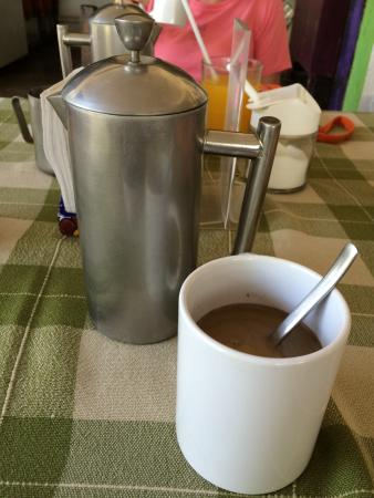 Cafe Sol: Great French press coffee