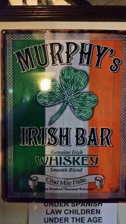 Pat Murphy Bar