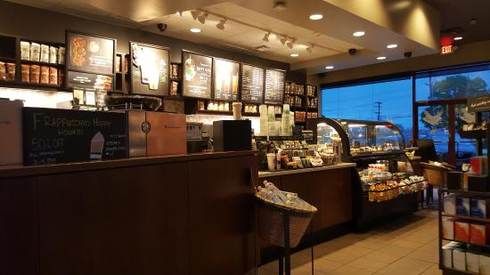 Starbucks Garden City 581 Stewart Ave Restaurant Reviews