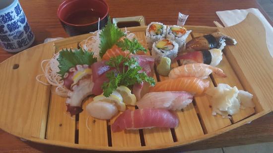 Toshi Japanese Restaurant: 20160514_172907_large.jpg
