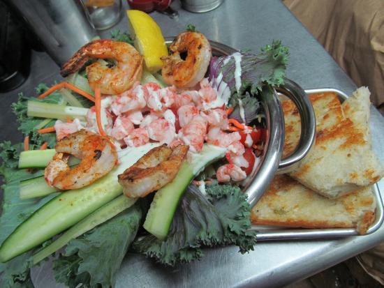 High Five Diner: trendy menu
