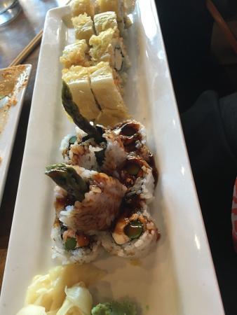 Calamari yum!