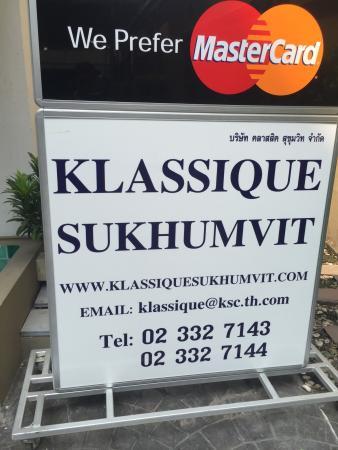 Klassique Sukhumvit: photo3.jpg