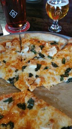 Basic Kneads Pizza