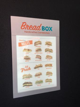 Bread Box Handcrafted Sandwiches