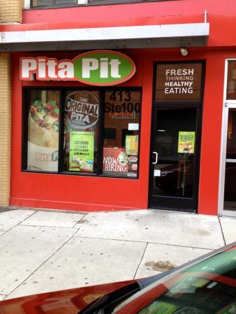 Pita Pit Baltimore