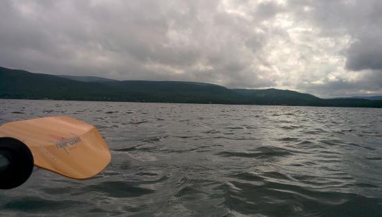 Dingwall, Canadá: Kayaking away