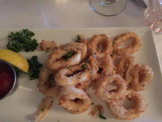 Wilmington, IL: Calamari