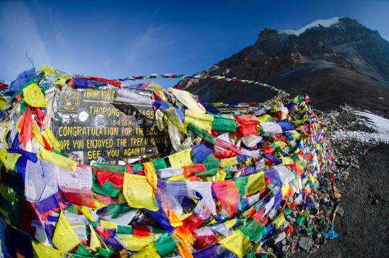 Asian Journey : Thorong La Pass
