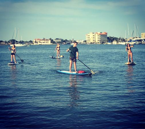 Tampa Bay SUP Stand Up Paddleboarding & Kayaking: Thank you so much we tried the OTHER SUP in the area and YOU ARE THE BEST WITH THE BEST SERVICE!