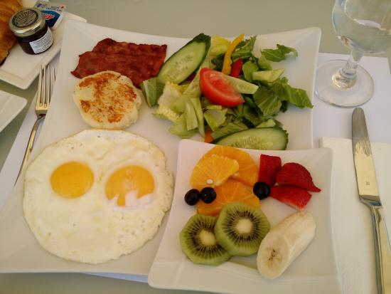Anima Lounge: Anima full breakfast