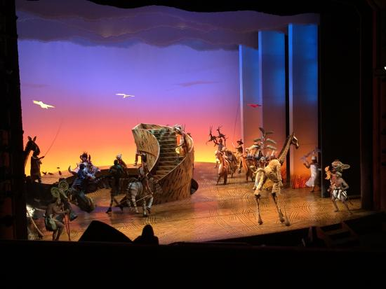 lion king - picture of the lion king  london