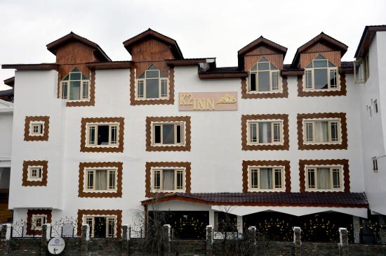 Awesome service beautiful room great ambience review for Hotel luxury inn srinagar