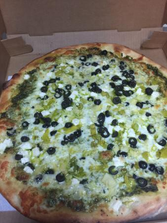 Roma Pizzeria: New York style pizza in Canaan