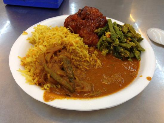 Restoran Syed Ali Mersing Ulasan Restoran Tripadvisor