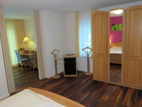 Hotel Luisenstuben: Suite room #103