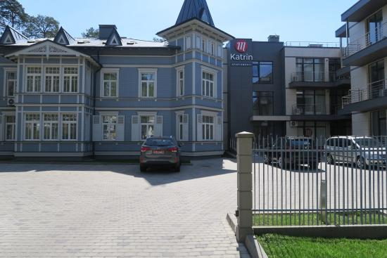 Katrin Apartments