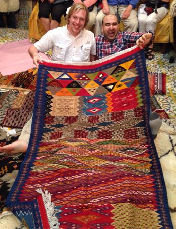 Coin Berbere Was A Wonderful Experience The Best Rugs In World And You Are