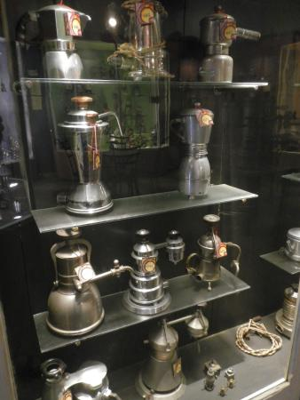 Mareeba, Αυστραλία: Coffee Pots