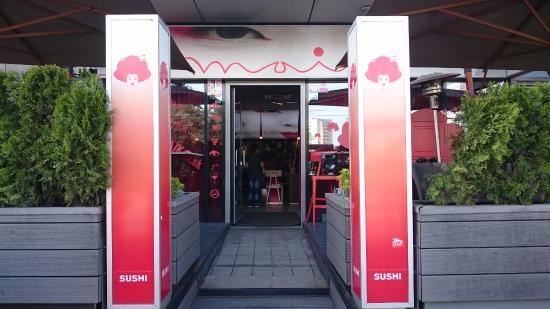 Kosice Region, Slovakiet: Entrance
