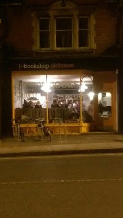 The Bookshop Alehouse